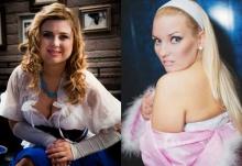Юлия Гатилова и Татьяна Норушева - звездное перевоплощение!