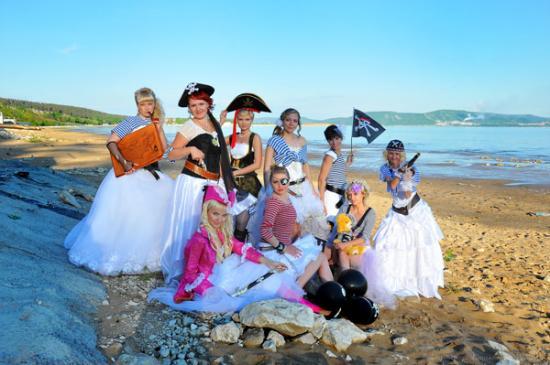 невесты пиратки